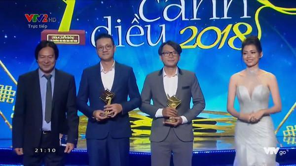 Quỳnh Búp Bê vượt qua Gạo Nếp Gạo Tẻ giành giải Phim truyền hình xuất sắc tại Cánh Diều Vàng 2019-4