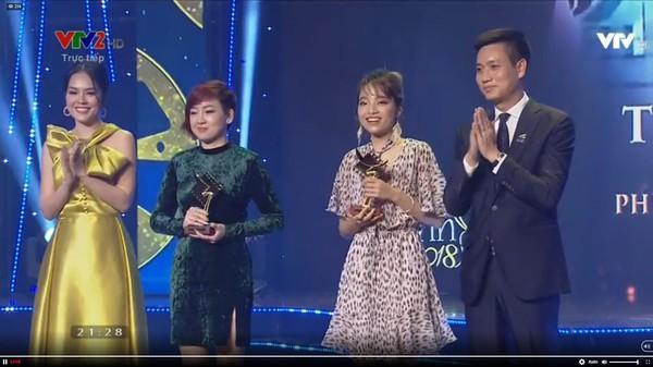 Quỳnh Búp Bê vượt qua Gạo Nếp Gạo Tẻ giành giải Phim truyền hình xuất sắc tại Cánh Diều Vàng 2019-7
