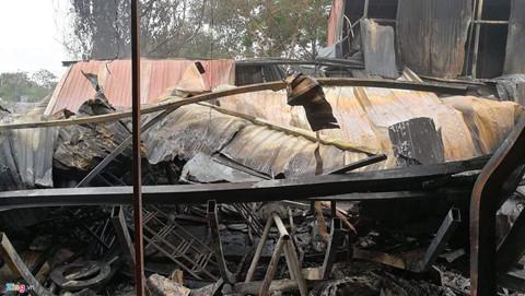 Phút cuối của nạn nhân vụ cháy nhà xưởng 8 người chết-1