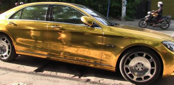 Ngáo ảo Phúc XO: Đeo vàng giả, xe máy biển số fake, ô tô vàng đi thuê-7