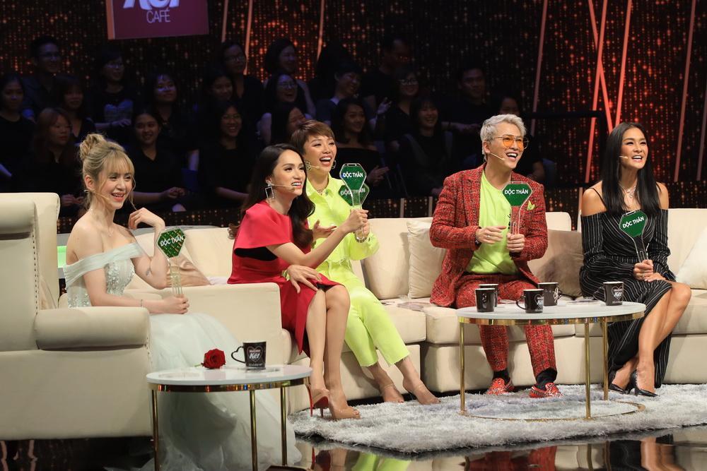 Hương Giang thèm khát CEO cực phẩm nhưng không ngờ anh ấy lại nhận hoa của hot girl Mi Lan-2