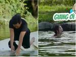 CƯỜI TÉ GHẾ: Trường Giang nói tiếng Anh như tiếng Việt khiến người nước ngoài hoang mang cực độ-1