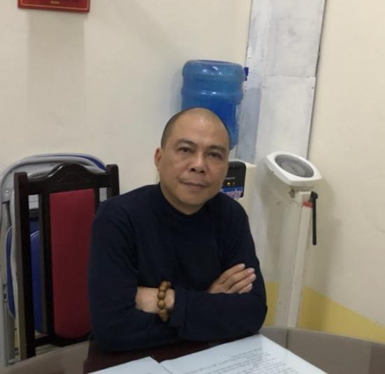 Bắt tạm giam nguyên chủ tịch AVG Phạm Nhật Vũ-1