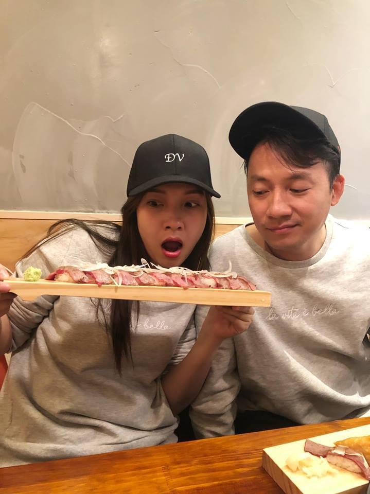 Chỉ vài tháng sau khi cưới vợ, rapper Tiến Đạt thay đổi khác lạ nhờ vợ mát tay chăm-13