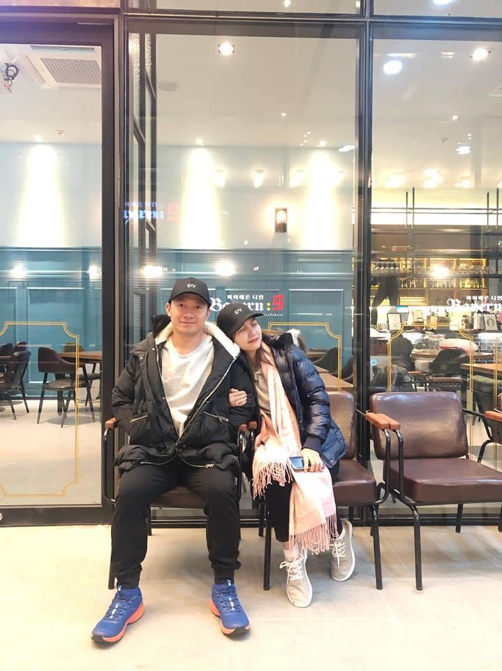 Chỉ vài tháng sau khi cưới vợ, rapper Tiến Đạt thay đổi khác lạ nhờ vợ mát tay chăm-14