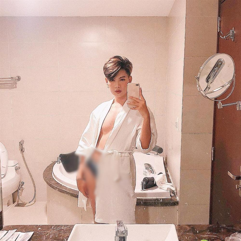Trước khi lột xác sexy thành Hoa hậu Quận 10, Đào Bá Lộc từng có thời da bọc xương nhìn đến thảm thương-6