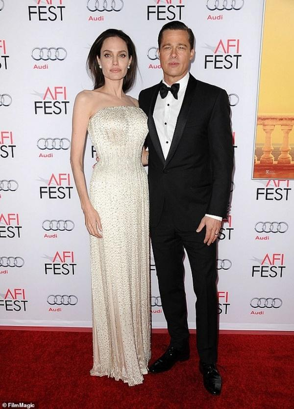 Xuất hiện thông tin đặc biệt về chuyện ly hôn sau khi Angelina Jolie bị đồn muốn quay trở lại với Brad Pitt-1