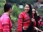Làng cổ kỳ lạ ở Trung Quốc, nơi phụ nữ cả đời chỉ cắt tóc một lần