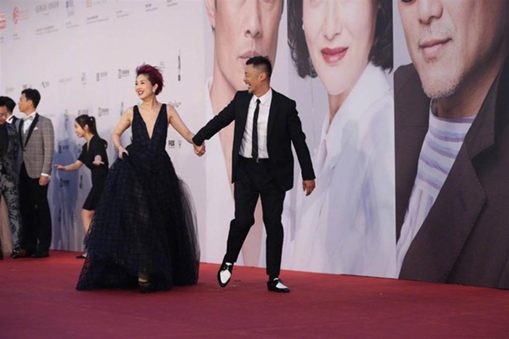 Thảm đỏ Oscar Hong Kong 2019: Song Hye Kyo đọ sắc với Hồ Định Hân, Thái Trác Nghiên-16