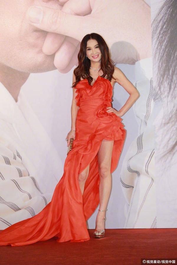 Thảm đỏ Oscar Hong Kong 2019: Song Hye Kyo đọ sắc với Hồ Định Hân, Thái Trác Nghiên-21
