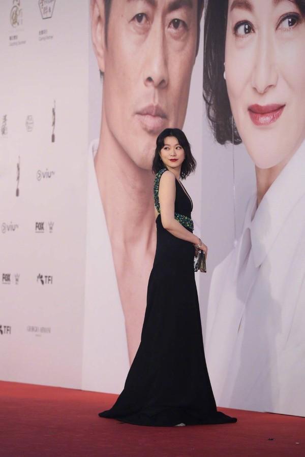 Thảm đỏ Oscar Hong Kong 2019: Song Hye Kyo đọ sắc với Hồ Định Hân, Thái Trác Nghiên-31
