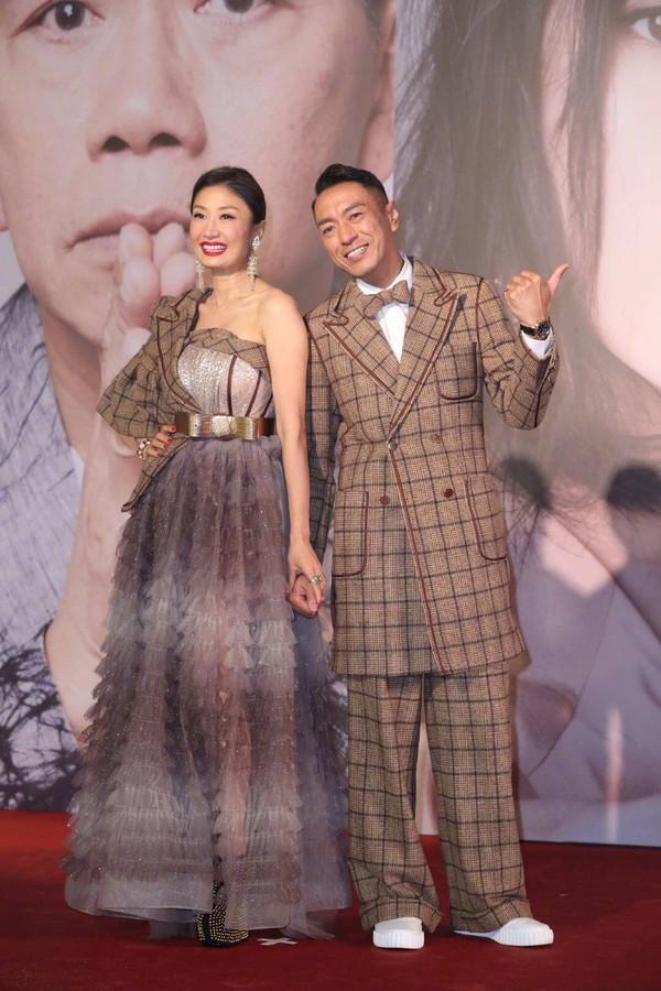 Thảm đỏ Oscar Hong Kong 2019: Song Hye Kyo đọ sắc với Hồ Định Hân, Thái Trác Nghiên-41
