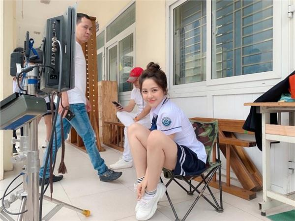 Giữa nghi án lộ clip nóng, hotgirl Trâm Anh lên tiếng xin lỗi đoàn phim vì sợ bê bối ảnh hưởng tập thể-3