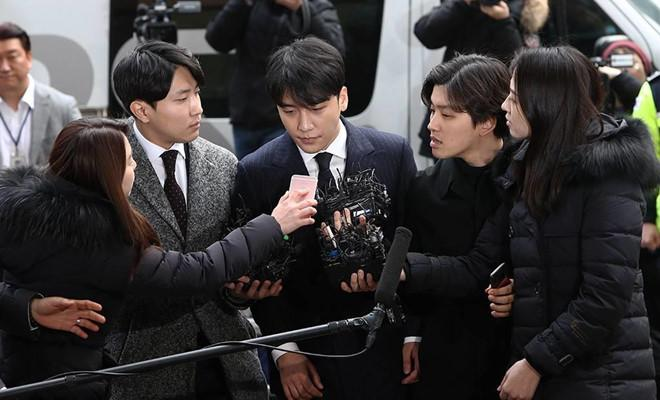 Cảnh sát đang xin lệnh bắt giữ Seungri-2