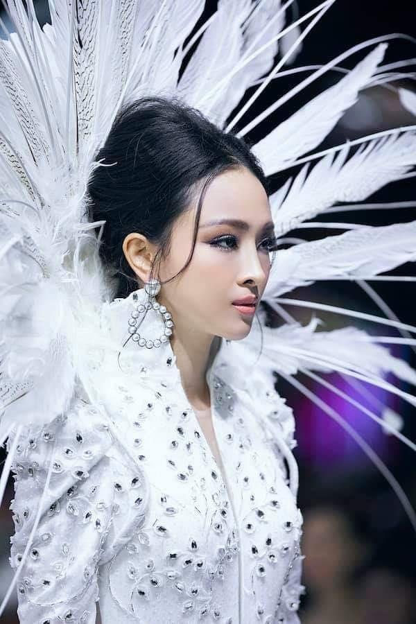 Nhận khen chê trái chiều, Hoa hậu Phương Nga vẫn cảm ơn khán giả-2