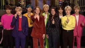 BTS khoe vũ đạo và giọng hát live trên truyền hình Mỹ