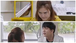 B Trần cảnh cáo Lan Ngọc 'không yêu đừng thả thính' trong tập 47 'Mối Tình Đầu Của Tôi'