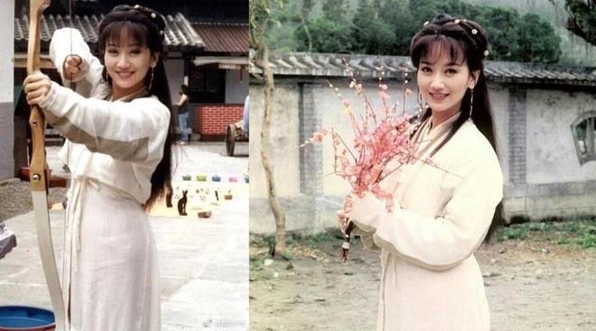 Kinh ngạc với nhan sắc của nữ thần không tuổi Triệu Nhã Chi ở tuổi 41-1