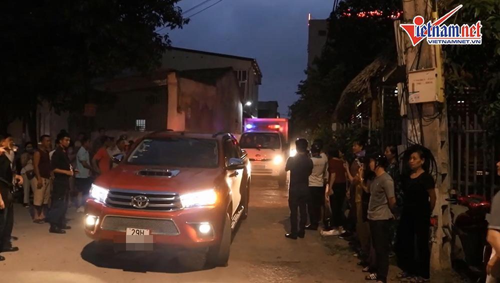 Cảnh sát bắt 4 người cùng xe tải chở 600kg ma túy ở Nghệ An-6