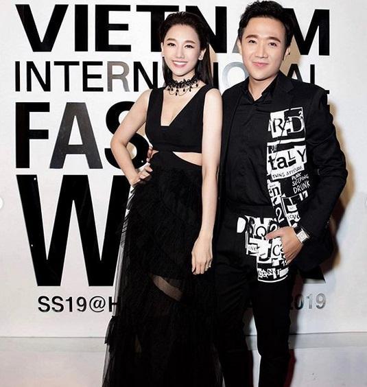 Không chỉ chăm diện đồ đôi, Trấn Thành - Hari Won bây giờ còn kẻ lông mày như thể copy - paste-3