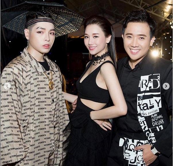 Không chỉ chăm diện đồ đôi, Trấn Thành - Hari Won bây giờ còn kẻ lông mày như thể copy - paste-6