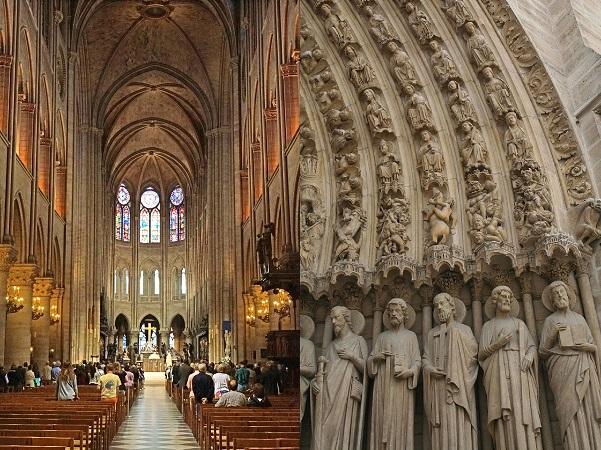 Hỏa hoạn nhà thờ Đức Bà Paris: Nước mắt rơi trong ngày 'hồn thiêng' nước Pháp sụp đổ-4