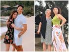 Đón bố mẹ Kim Lý từ Thụy Điển về thăm Quảng Bình, có vẻ Hồ Ngọc Hà đã sẵn sàng cho hôn nhân lần nữa