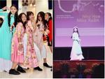 Cao như Hoa hậu, hai con gái của Quyền Linh còn có gout ăn mặc đồng điệu-18