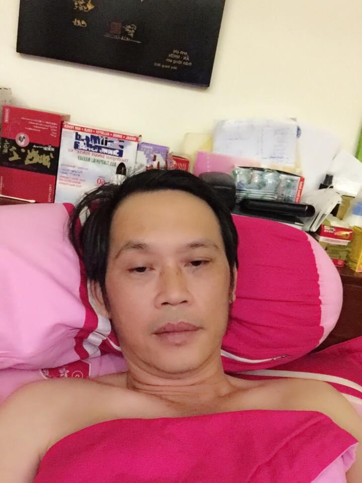 Hoài Linh mất ngủ thông đêm, quý tử động viên với lời lẽ khiến ai nghe cũng ấm lòng-3