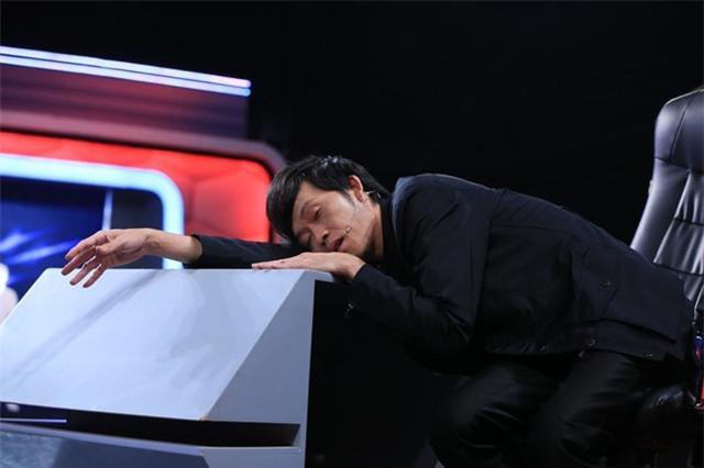 Hoài Linh mất ngủ thông đêm, quý tử động viên với lời lẽ khiến ai nghe cũng ấm lòng-5