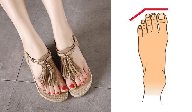 Đây là 3 bàn chân thiên kim, phụ nữ nào may mắn sở hữu cả đời viên mãn sung túc cả tình lẫn tiền-3
