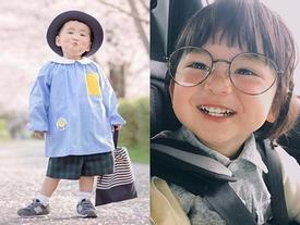 3 nhóc tỳ Nhật Bản 'đốn tim' dân mạng vì quá đáng yêu