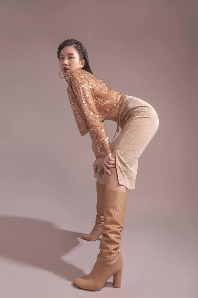 Hari Won bị cộng đồng mạng chê tơi tả vì mặt xinh mà tư thế tạo dáng kém duyên-3