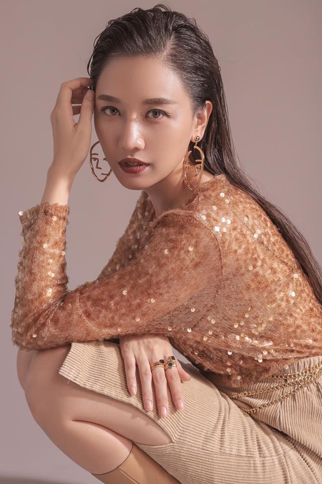 Hari Won bị cộng đồng mạng chê tơi tả vì mặt xinh mà tư thế tạo dáng kém duyên-1