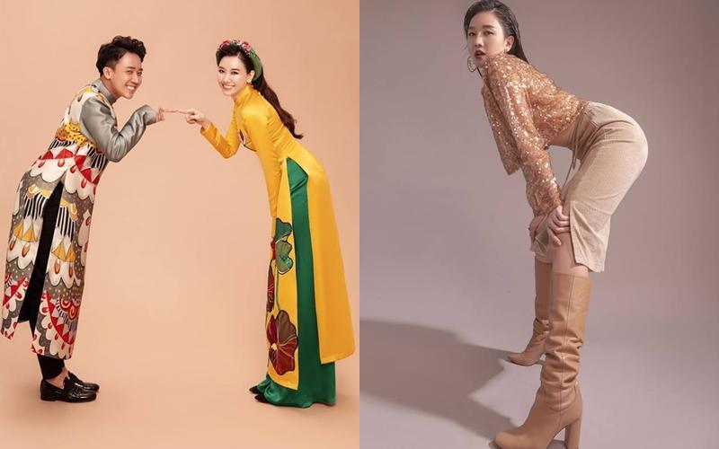 Hari Won bị cộng đồng mạng chê tơi tả vì mặt xinh mà tư thế tạo dáng kém duyên-5