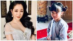 Thúy Nga 'cứng họng' khi con gái 7 tuổi hỏi: 'Mẹ có chồng không?'