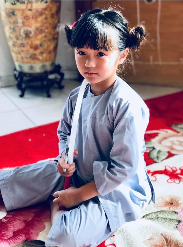Thúy Nga cứng họng khi con gái 7 tuổi hỏi: Mẹ có chồng không?-3