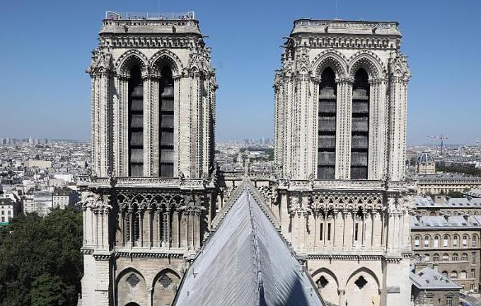 Kho báu vật được cứu trong Nhà thờ Đức Bà Paris-5