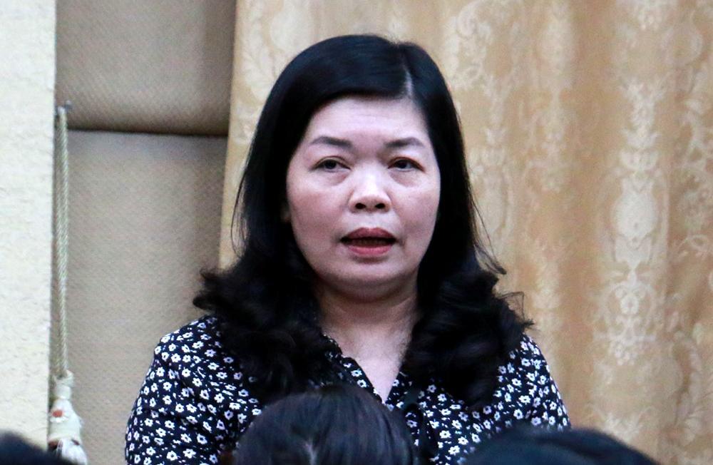 Thầy giáo Hà Nội bị tố sàm sỡ 7 học sinh đã trở lại dạy học-1