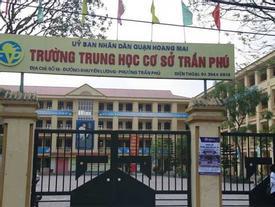 Thầy giáo Hà Nội bị tố sàm sỡ 7 học sinh đã trở lại dạy học