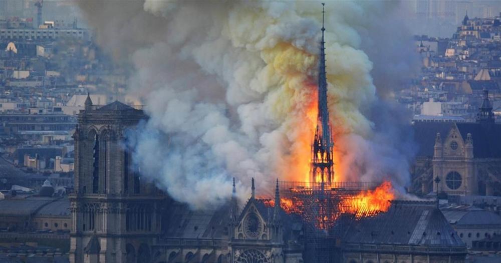 Hồi ức về Nhà thờ Đức Bà, kiến trúc hoàn mỹ của nhân loại-12