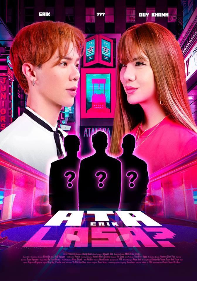 Phá bỏ lời thề giả gái, Duy Khánh trở thành người tình của Erik trong sản phẩm mới-1