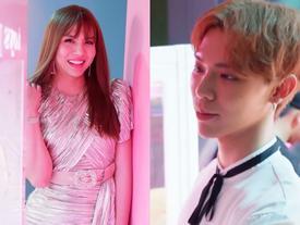 Phá bỏ lời thề giả gái, Duy Khánh trở thành 'người tình' của Erik trong sản phẩm mới