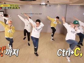 Chết cười với bản cover dance 'IDOL' có một không hai của các thành viên 'Running Man'