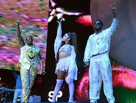 Giá cát-xê khủng của Ariana Grande biểu diễn tại Coachella 2019