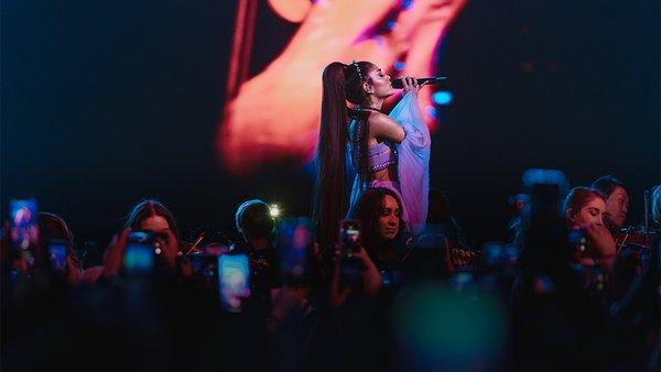 Giá cát-xê khủng của Ariana Grande biểu diễn tại Coachella 2019-1