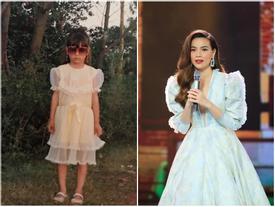 Hồ Ngọc Hà đăng ảnh 'em của ngày xưa hú hồn' nhưng ai cũng bất ngờ về gu thời trang và gương mặt khó ở