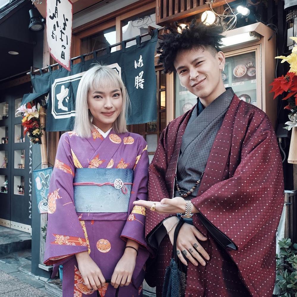 Nhìn lại hành trình 4 năm yêu nhau của cặp Châu Bùi - Decao-11