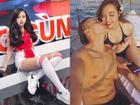 Chàng trai nên duyên cùng nữ MC nổi tiếng vào tháng 5: 'Mặt tiền' chẳng kém hotboy, body thuộc hàng cực phẩm