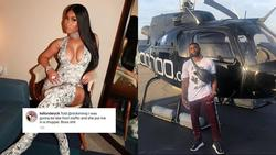 Phái trực thăng đến đón nhân viên bị kẹt xe, tìm đâu ra boss vừa có tâm lại có tầm như Nicki Minaj?